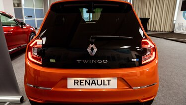 Renault TWINGO in TWINGO Electric I FEEL SLOVENIA