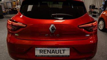 Renault CLIO I FEEL SLOVENIA