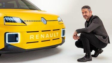 Novi Renault logotip