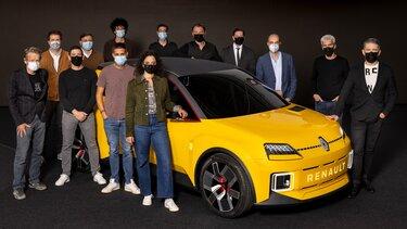 Renault 5 Prototype je osvojio nagradu za konceptni automobil godine