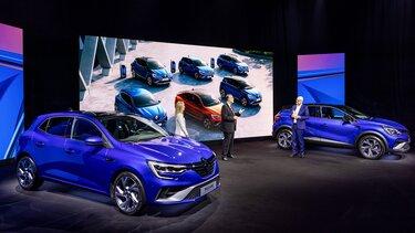 Dogodek Renault Talk