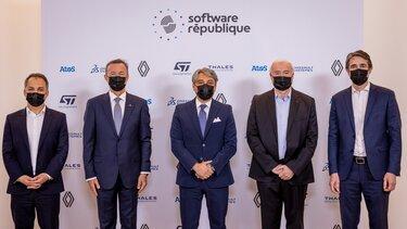 Renault in Software République direktorji