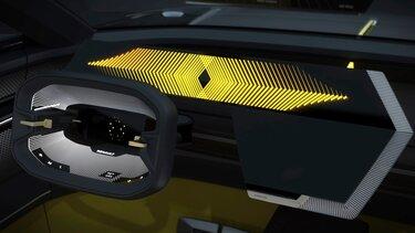Renault, uglašen z zvoki