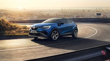 Renault CAPTUR – kompakten mestni športni terenec