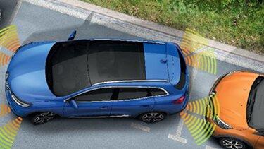 Kajdar Limited - Sustav za pomoć pri parkiranju straga