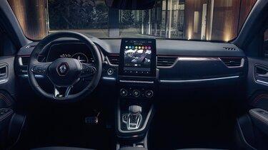 MULTI-SENSE sistem – Renault Megane Conquest