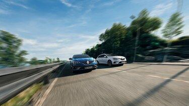 Paleta vozila Renault