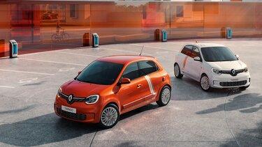 Renault TWINGO I FEEL SLOVENIA – dizajn