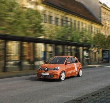 Renault TWINGO I FEEL SLOVENIA – zunanjost