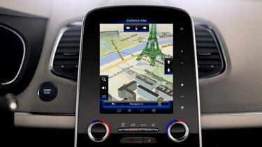 Multimedijski sistem – Renault Easy Connect