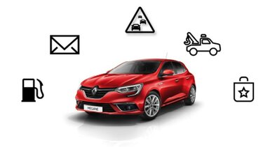 Multimedijski sistem – Renault Easy Connect