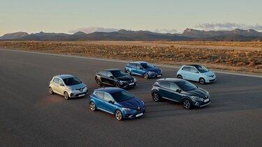 Električna vozila Renault