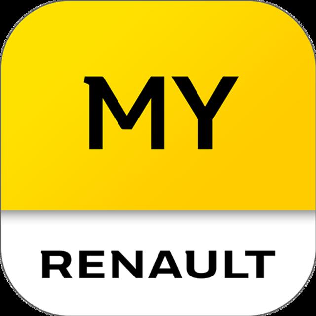 Aplikacija MY Renault nudi vam svakodnevnu podršku