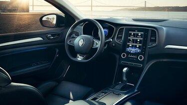Renault SCENIC - držiak na tablet s dotykovou obrazovkou
