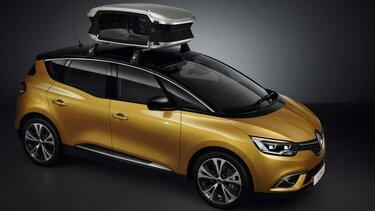 Renault SCENIC - strešný box Urban Loader 300