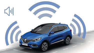 Renault KADJAR - alarm