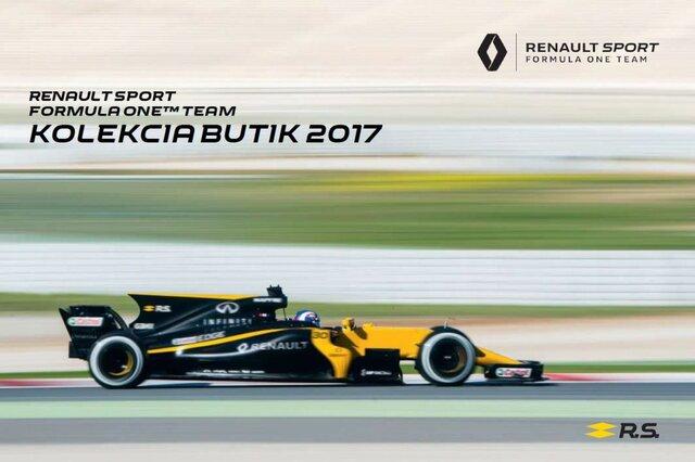 prislusenstvo a kolekcia Renault