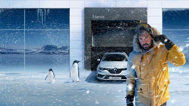 Sezónne ponuky Renault Servis