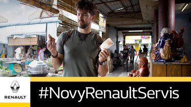 Nový Renault Servis
