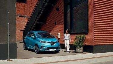 Výkon elektrického auta Renault