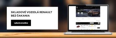 Skladové vozidlá Renault