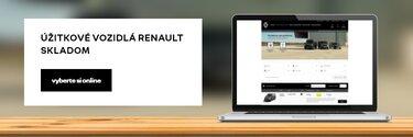Úžitkové vozidlá Renault