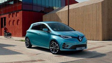 Új ZOE teljesen elektromos autó