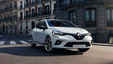 ÚJ Renault CLIO E-TECH Hybrid