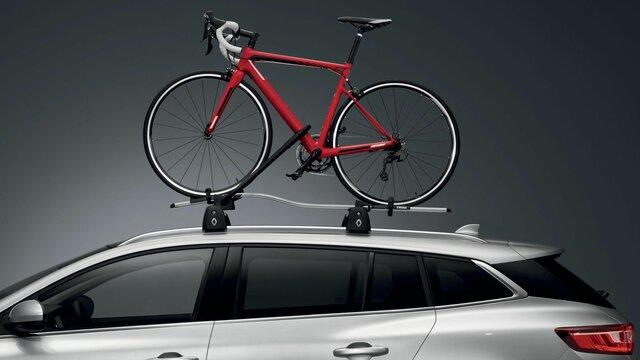 Nosič bicykla na strešné tyče Pro-ride