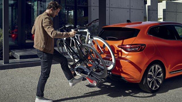 Nosič bicyklov na tažné zariadenie Hang-on – 2 až 4 bycikle