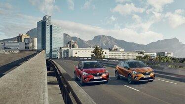 Modelový rad Renault CAPTUR