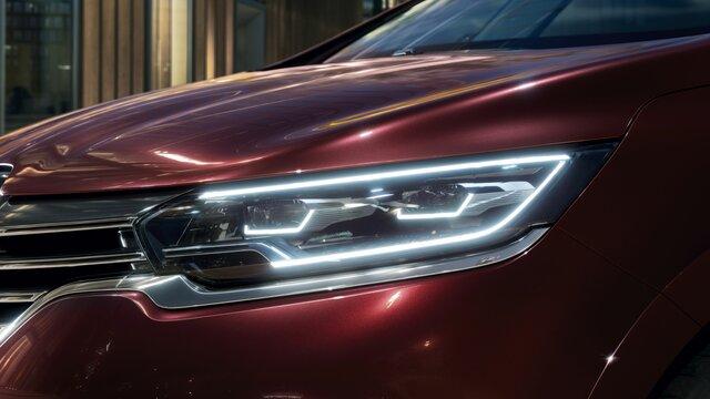 Renault ESPACE ‒ svetlomety