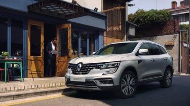 Renault Koleos ‒ exteriér