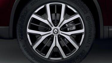 Disky kolies Renault Koleos