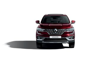 Predná časť Renault KOLEOS bordovej farby