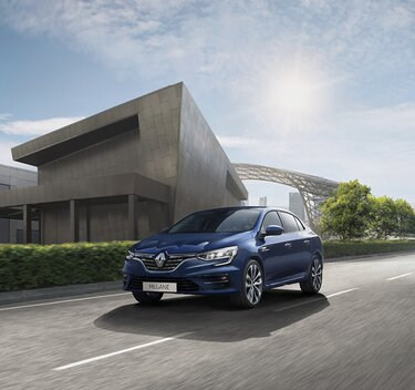 Yeni Renault MEGANE Sedan