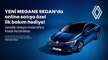 Renault Megane Sedan Online Satış