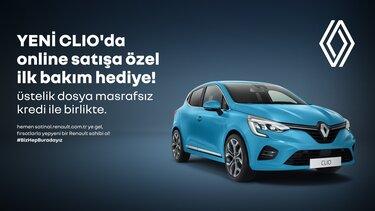Renault Clio Online Satış