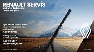 Renault  - satış sonrası kampanyası