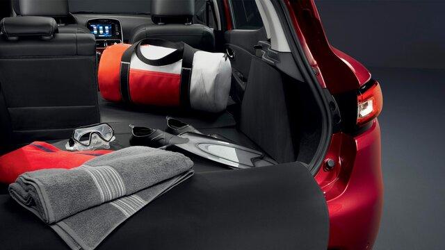 CLIO Easyflex bagaj koruma