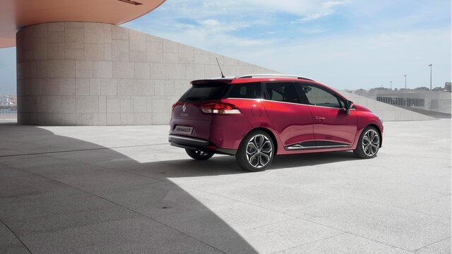 CLIO Sport Tourer dış tasarım