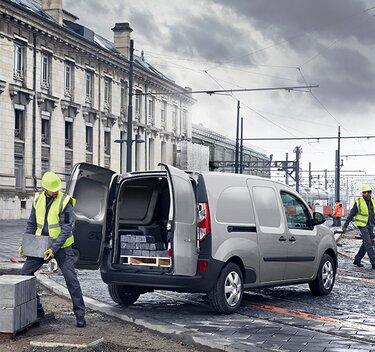 Renault - KANGOO Express - Boyutlar ve motorlar