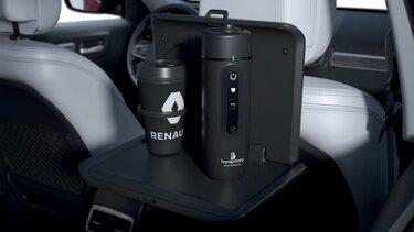 Yeni Renault KOLEOS Seyahat kahve makinesi