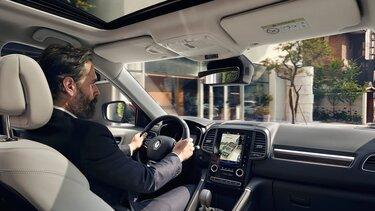 Yeni Renault KOLEOS Üst düzey malzeme kalitesi