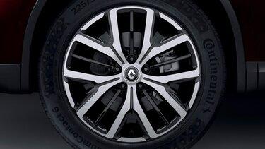 Yeni Renault KOLEOS jantlar