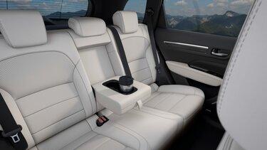 Yeni Renault KOLEOS masaj özellikli koltuk