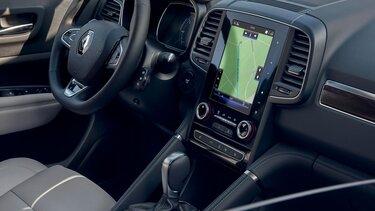 Yeni Renault KOLEOS orta konsol