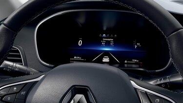 Yeni MEGANE Sedan - sürücü gösterge paneli