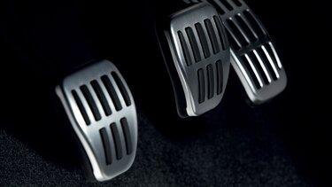 Renault MEGANE Sedan Spor pedal kiti