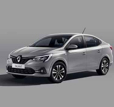 Yeni Renault Taliant  boyutları ve teknik verileri